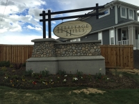Heritage Hills Entry Feature 1