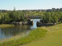 Mahogany Pavillion Bridge