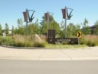 Walden Park Traffic Circle 1